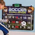 Kid's Electronic Soccer Challenge Game