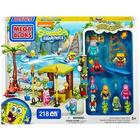 Mega Bloks SpongeBob Beach Resort Figure Toy Pack
