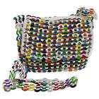 Joyful Creation Recycled Soda Pop-Top Shoulder Bag