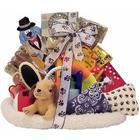Pamper Your Pooch Pet Dog Gift Basket