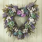 Purple Heart Wreath