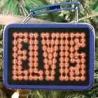 Elvis Presley Lunch Box Ornament