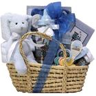 Baby Boy's Essentials Gift Basket