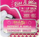 Raspberry Brulee Kiss + Mix Lip Gloss Tin