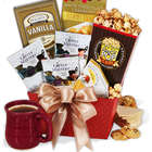 Coffee and Sweets Gift Basket