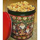 Holiday Caramel Corn Tin