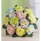 Pastel Airbrush Roses Bouquet