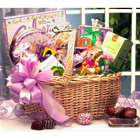 Deluxe Easter Chocolates and Sweets Gift Basket