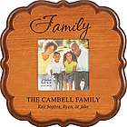 Family Personalized Picture Frame