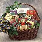Deluxe Sweets and Treats Gift Basket