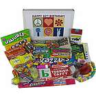 40th Birthday Peace and Love Candy Gift Box