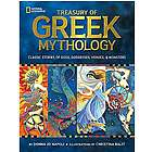 Kids Treasury of Greek Mythology Book