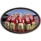 Going the Distance 49ers Personalized Wall Decor