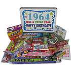 1964 Nostalgic Candy 50th Birthday Candy Gift Box