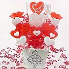 Hearts for U Lollipop Bouquet for Valentine's Day