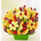 Butterfly Daisy Fruit Bouquet