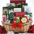 Tis the Season Large Christmas Gourmet Gift Basket