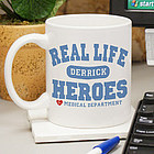 Real Life Heroes Medical Coffee Mug