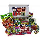 50th Birthday Peace and Love Candy Gift Box