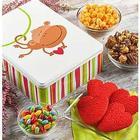 Monkey Love Snacks Sampler Gift Tin