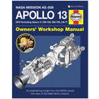 NASA Apollo 13 Owner's Manual Book