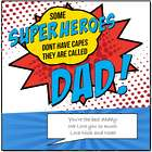 "Super Dad 11.5"" Wall Panel"