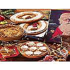Wisconsin Christmas Pastry Gift Basket