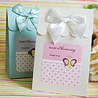 Personalized Baptism Animal Candy Bags