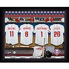 Personalized Philadelphia Phillies MLB Locker Room Sign
