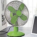 Lime Green Cooler Fan