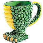 Dragon Footed Coffee Mug
