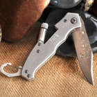 Personalized Klondike Lockback Knife