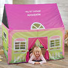 My Lil Cottage Personalized Kids Play Tent