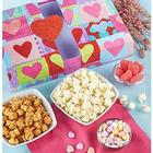 Heart Deco Sliding Snack Sampler Gift Box