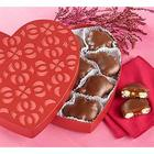 Chocolate Clusters Heart Gift Box