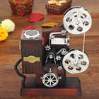 Film Projector Piano Music Box