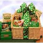 St Patrick's Day Snacks Gift Basket