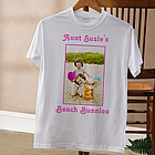 Personalized Picture Perfect Adult T-Shirt