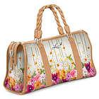 The Garden Handbag with Floral Design
