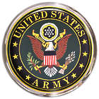 United States Army Official Seal Wall Plaque