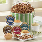 Pretzels & Cheese Spreads Gift Tin