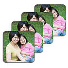 Design Your Own Photo Coaster Set