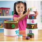 Smart Snacks Stack and Count Layer Cake Toy