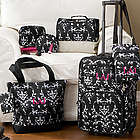 Personalized 6 Piece Luggage Set
