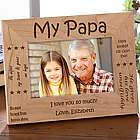Sweet Grandparents 4x6 Personalized Frame