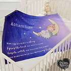 Precious Moments Personalized Baby Fleece Blanket