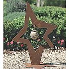 Rock Star Garden Sculpture