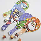 Holiday Paddleball Game
