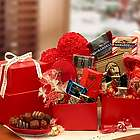 Ghirardelli Treats Chocolate Valentine's Tower
