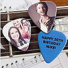Personalized Photo Guitar Picks